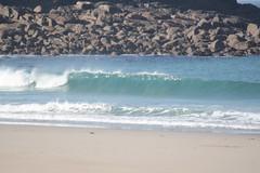 la vaguelette (Paul.V_BZH) Tags: france beach brittany surf wave bretagne vague plage finistère argenton iroise landunvez penfoul