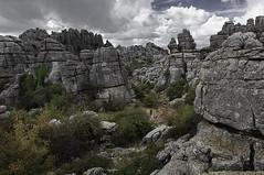 Torcal de Antequera, Andalousia, Spain (Christian Wilt) Tags: mountains nature spain rocks geology espagne antequera andalousie andalousia torcaldeantequera sierradeltorcal