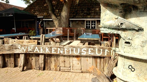 The Shipwreck Museum • Wrakkenmuseum • on the island of Terschelling - 3