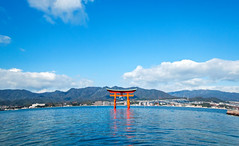 (wing_nicole) Tags: japan shrine hiroshima miyajima itsukushima