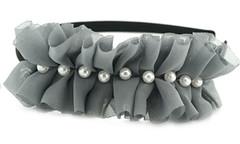 5th Avenue Silver Headbands K1 P6210A-1