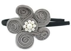 5th Avenue Silver Headbands K1 P6210A-3