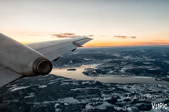 SE-LSE Saab 2000 Malmo Aviation (Andreas Eriksson - VstPic) Tags: is 2000 stockholm aviation under wing down there saab malmo onboard sundsvall 726 braathens bromma selse