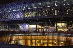 Library Of Birmingham, Broad Street, Birmingham, West Midlands 30.11.14 (Retroscania!) Tags: christmas city birmingham library citycentre westmidlands