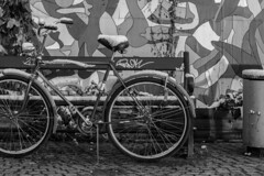 "Bikes and Murals • <a style=""font-size:0.8em;"" href=""https://www.flickr.com/photos/32368927@N02/16118581151/"" target=""_blank"">View on Flickr</a>"