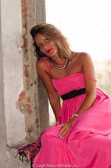 chiara-4299.jpg (massimiliano lugli) Tags: rosa jeans chiara prato bianco nero tacco shotting vestito agostinelli stivaletto tavolaia