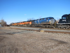 CEFX 1056 (Fan-T) Tags: ohio ns norfolk southern hudson ge emd cefx 1056 sd70