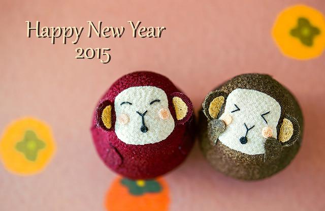 Happy New Year 2015 !