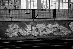 graffiti (wojofoto) Tags: graffiti amsterdam wojofoto rubs amstelstation wolfgangjosten nederland netherland holland