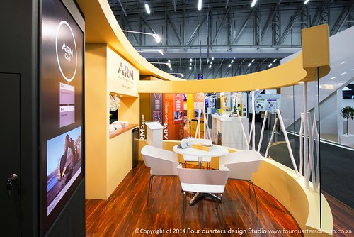 CUSTOM EXHIBITION STAND DESIGN CAPE TOWN MINING INDABA
