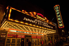 The World is Lazy (Thomas Hawk) Tags: usa theater neon unitedstates memphis tennessee unitedstatesofamerica orpheumtheatre orpheumtheater