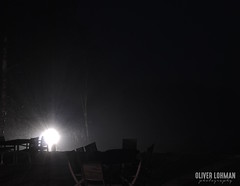 foggy night (oliver_max_axel) Tags: light fog night dark