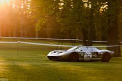 FORD GT 40 1965 (Ugo Missana - www.ugomissana.fr) Tags: auto ford 2000 tour 40 gt edition 1965 optic 2016