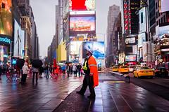 NY (Victoriano) Tags: city nyc ny black square cities police timessquare times skyscrapper plice