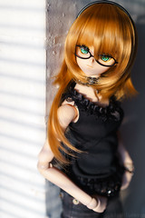 (bluebluewave) Tags: dd dollfie volks dds coolcat kyouko dollfiedream nine9style