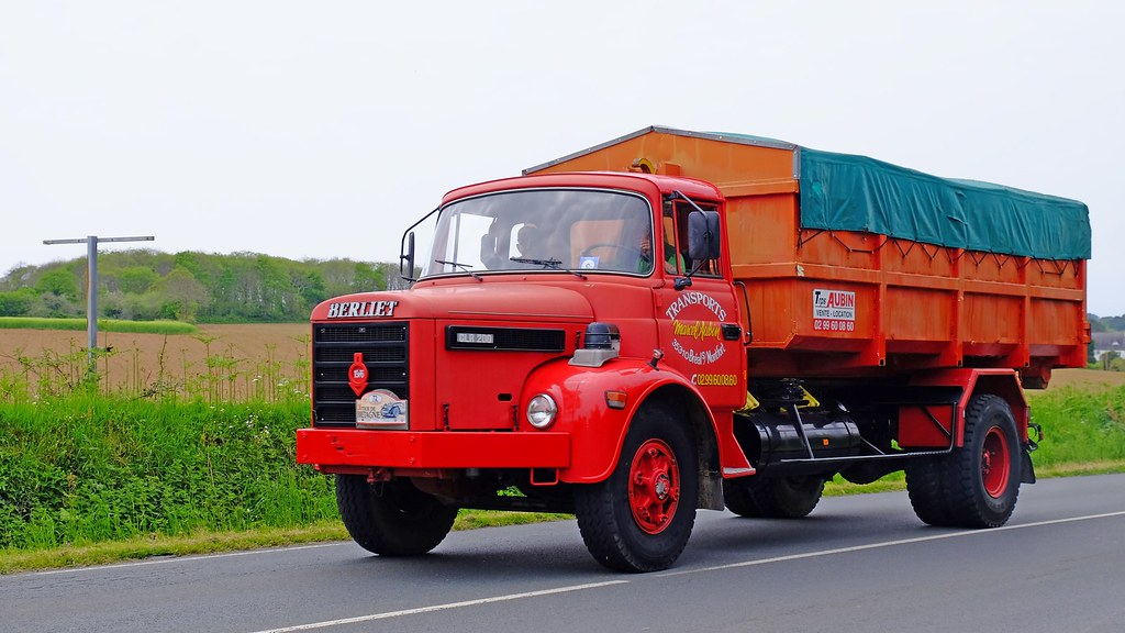 The World\'s Best Photos of berliet and old - Flickr Hive Mind