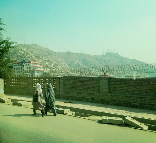 Streets of Kabul
