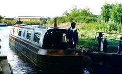 Slide 061-50 (Steve Guess) Tags: holiday river lock pegasus union grand narrowboat barrow soar