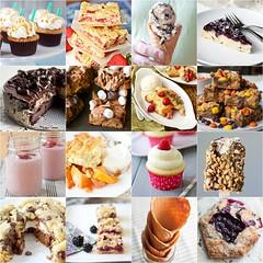 Ultimate Memorial Day Menu (Smells Like Home) Tags: menu dessert blueberry icecream recipes crumble tart memorialday smoresbars caramelcupcakes picmonkey