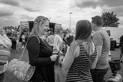 Middlewich, June 2016 (ammgramm) Tags: uk england bw white black blackwhite cheshire naturallight 18mm xpro1 middlewichfolkandboatfestival fujifilmxpro1 fujinon18mmf2r