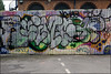 Rainman / Sime / 10Foot (Alex Ellison) Tags: urban graffiti boobs skatepark halloffame graff southlondon hof sime gsd rainman markfieldpark 10foot