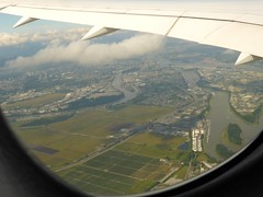 Leaving Vancouver (Stop carbon pollution) Tags: japan 日本 kantou 関東