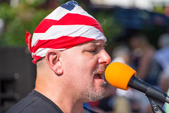 Local rock singer (sniggie) Tags: kentucky stanford bandana rockband rockandroll kerchief lincolncounty