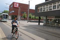 Bochum (Jean (tarkastad)) Tags: germany deutschland tram lightrail streetcar allemagne tramway lrt vlo tarkastad strasenbahn