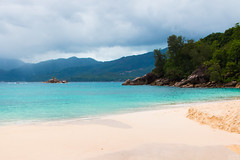 Seychelles - Anse Soleil II ( Janine ) Tags: ocean blue sky nature paradise indianocean september seychelles tranquillity rockformation bluesea seychellen 2015 ozean ansesoleil indischerozean indik mah mainisland hauptinsel