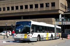 De Lijn 4141   Brussel-Noord (ulzburger86) Tags: bus gare bruxelles brssel brussel nord vanhool noord delijn gelenkbus niederflur noordstation gelede