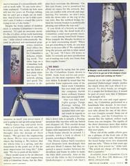 p49 Framed Art - Columbine (kurtsj00) Tags: santa bike bicycle framedart frame columbine custom della erickson sachs bicycleguide