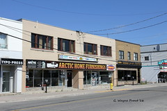 Artic Home Furnishings (Gerald (Wayne) Prout) Tags: street ontario canada home pine canon furniture south artic furnishings appliances timmins 1943 northernontario prout established canoneos60d cityoftimmins geraldwayneprout artichomefurnishings pinestreetsouth
