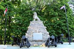 War Memorial (jmaxtours) Tags: memorial war hamilton warmemorial warof1812 hamiltonontario battleofstoneycreek smithsknoll