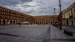 Plaza de la Corredera, Crdoba (andbog) Tags: plaza panorama espaa building architecture clouds square spain nuvole place cloudy widescreen sony edificio overcast andalucia espana piazza es alpha sonya andalusia sel 169 crdoba architettura spagna csc oss 16x9 plazadelacorredera nuvoloso ilce sonyalpha mirrorless 1650mm a6000 sony emount selp1650 sonyalpha6000 ilce6000 sonya6000 sonyilce6000 sony6000 6000