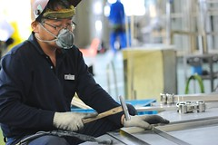 NPW Tsubame-Sanjo_09the Craftsmanship (osho9891742) Tags: niigata japan sanjo    photowalking npw npw20160709 20160709