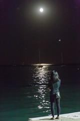 0111 Lake Shore Drive (TWITA2005) Tags: chicago illinois unitedstates reflection moon lakeshoredrive