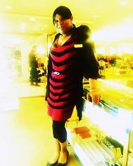 me at wk (jassieje) Tags: macys cuteness transgendered transgenderwoman