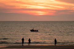 Mindil beach (Andrea Schaffer) Tags: winter sunset june boat australia darwin australien northernterritory australie topend 2016 dryseason mindilbeach 澳大利亚 オーストラリア canon70d canonef70300mmf456lisusm