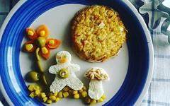 Ricette semplici: hamburger di prosciutto cotto (RicetteItalia) Tags: hamburger bimbi ricette
