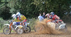 Mortimer July 2016 - S/C Race Three/3 (ericmiles47) Tags: mortimerclassic mxsidecar jenkins hedges walker