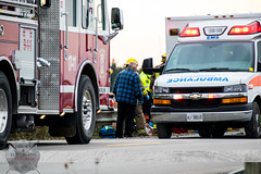 C-K Fire - Talbot Trail & Askew Rd. MVC, 11/24/2015 (Front Page Photography / Hooks & Halligans) Tags: chathamkent ck chatham kent ontario canada mvc motorvehiclecollision motor vehicle collision accident chathamkentfire ckfire ckfd talbottrail station1 merlin