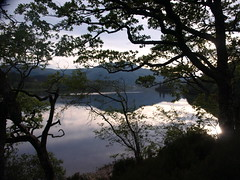 Loch Venacher evning (pgfah) Tags: lochvenacher scotland aberfoyle lake