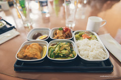 Air Koryo Lunch Set (reubenteo) Tags: northkorea dprk food lunch dinner steamboat kimjongun kimjongil kimilsung korea asia delicacies