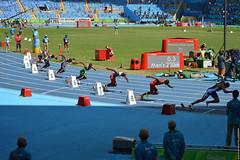 DSC_4764 (lenpereira) Tags: rio2016 olimpiadas2016 2016olympics atlestismo athletics running corrida nikond3200 olimpadas olympics atletas athletes 200m 200mrasos