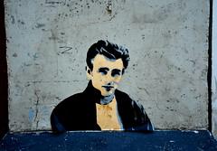 streetart amsterdam (wojofoto) Tags: amsterdam graffiti nederland netherland holland wojofoto wolfgangjosten stencil stencilart streetart