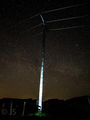Stars and Stripes (jonasschmidt1909) Tags: stars stripes night sauerland long exposure