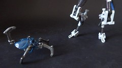 stronk legs (Cezium) Tags: lego bionicle moc ccbs technic pohatu