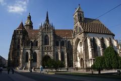 Cattedrale di Santa Elisabetta - kosice (themax2) Tags: 2008 vacanze kosice slovacchia slovacchiakosice