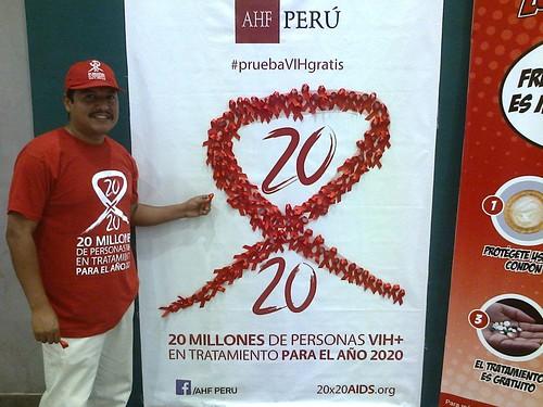 World AIDS Day 2014: Peru