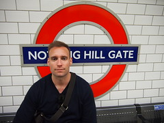 Waiting for The tube...